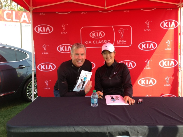 Molecular Hydrogen hits the LPGA
